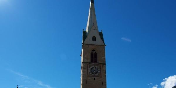 Die Geschichte des Gotteshauses reicht bis ins 13. Jahrhundert zurück.