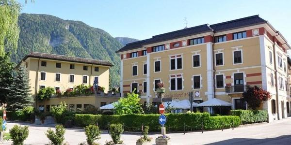 Welcome to Hotel Liberty Malè in Val di Sole