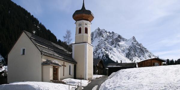 Kuratienkirche Heilige Maria Magdalena