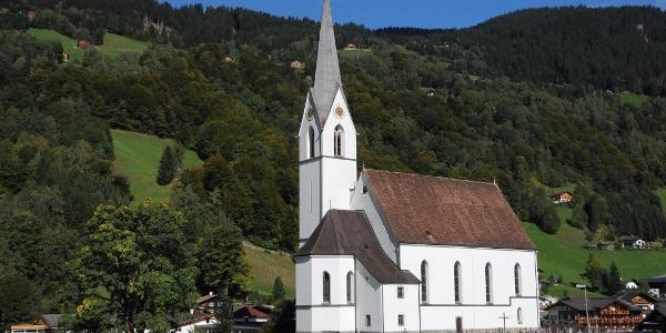 Pfarrkirche Heilige Josef und Nikolaus