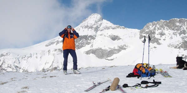 Großes Mosermandl (2680 m)