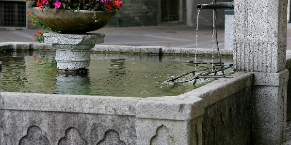 Fontana di Giustino
