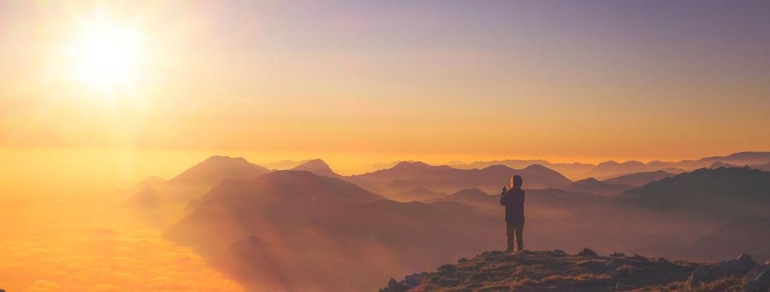 Bergtour mit Gipfelerlebnis