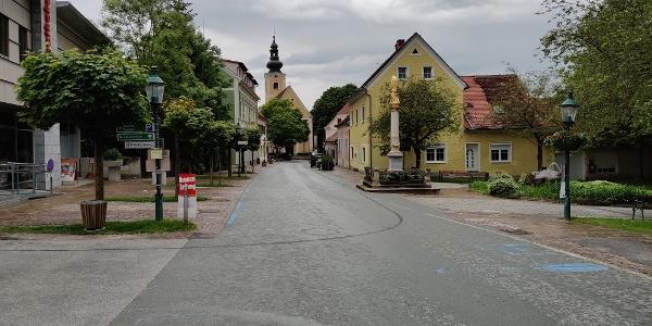 Bad Waltersdorf - Zentrum