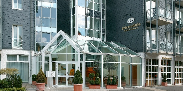 Hotel & Restaurant Edermühle