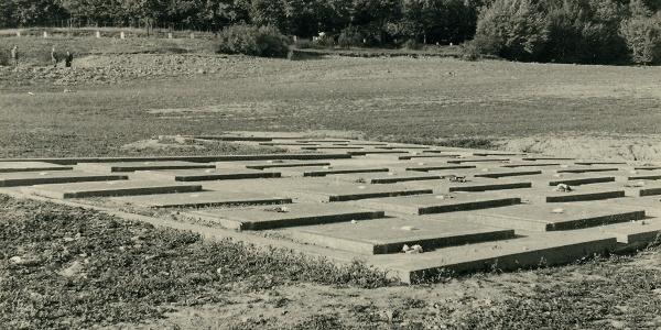 Friedhof von Alt-Bringhausen um 1914