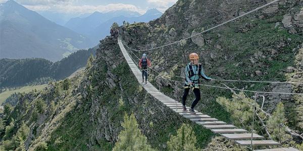 Klettersteig Speikboden