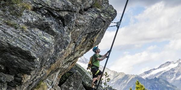 Klettersteig Avventura