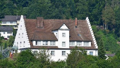 Gurtweil, ehemaliges Kloster