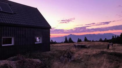 Sunrise at Plasa Hut