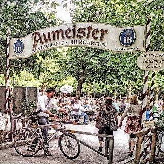 Radtour im Münchener Norden