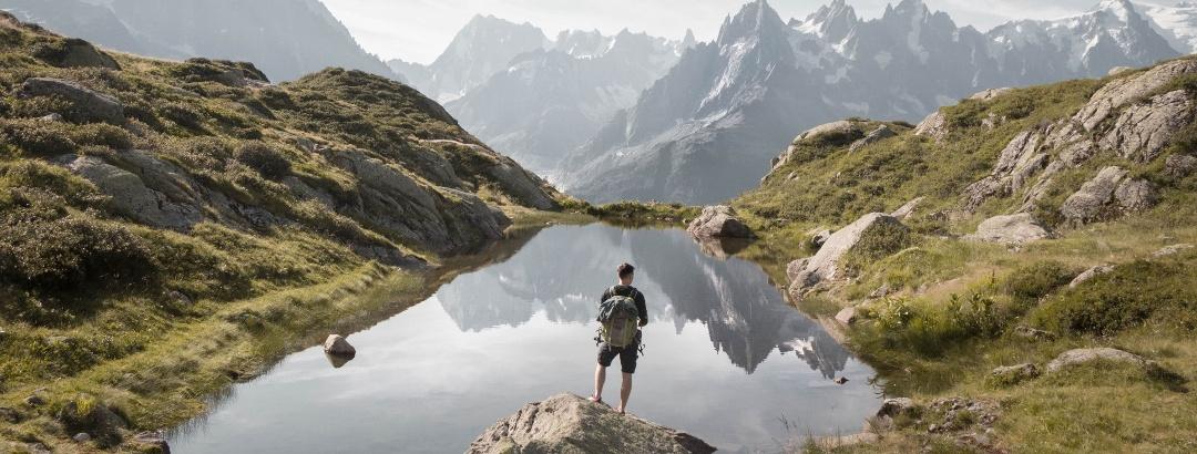 Wandertouren - Genieße die Natur, wo immer du bist.