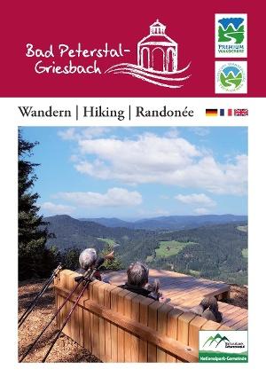 Wandertipps Broschüre Bad Peterstal-Griesbach