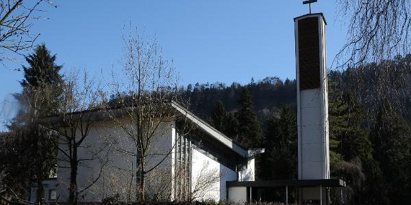 Evangelische Pfarrkirche Heiliger Paulus