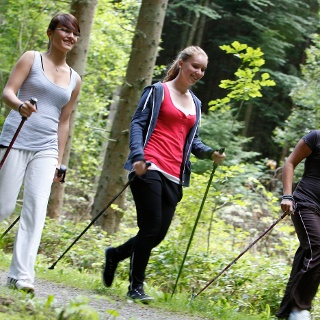 Nordic Walking Fitness Park Nagold