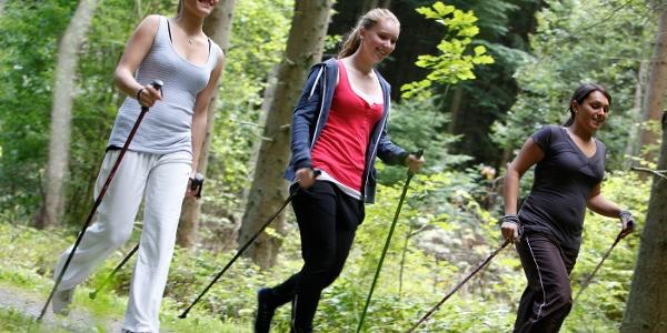 Nordic Walking Fitness Park Nagold