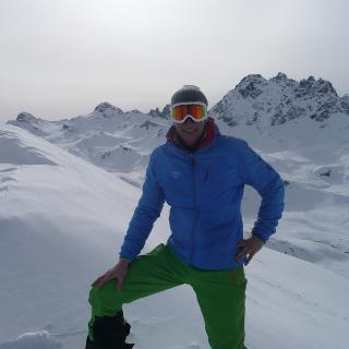 Skitour in der Silvretta zum Ritzenjoch