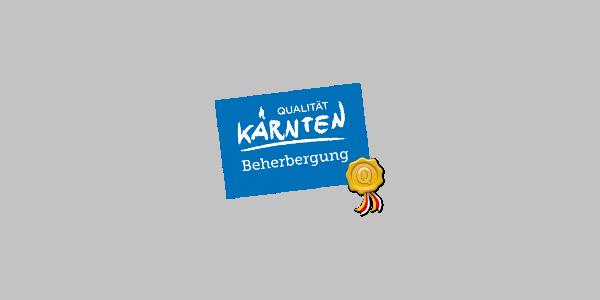 """Wir sind ein qualitätsgeprüfter """"Kärnten Q""""-Natur-Aktiv-Betrieb!"""
