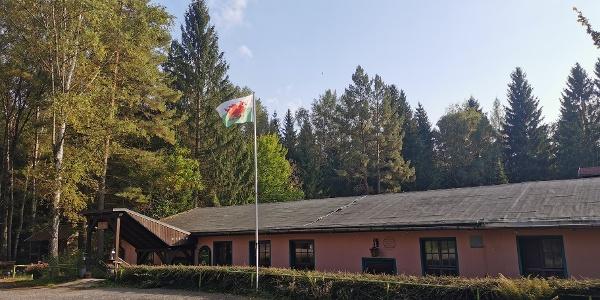 Pension und Gaststätte Streuberg bei Theuma