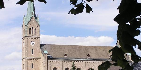 Die Medebacher Pfarrkirche