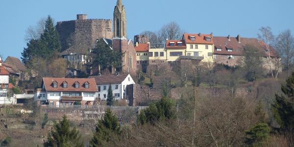 Etappe Neckargemünd- Neckarsteinach