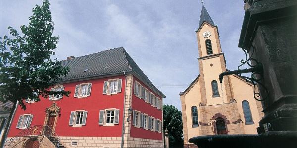 Kirche in Tunsel