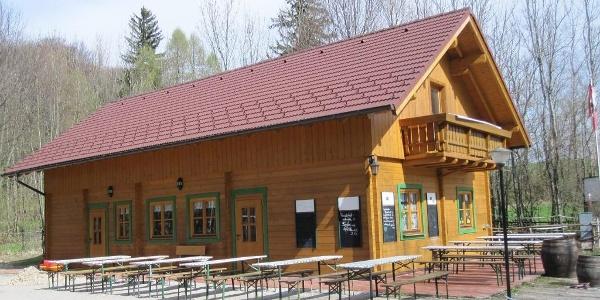 "Schutzhaus ""am Holzschlag"""