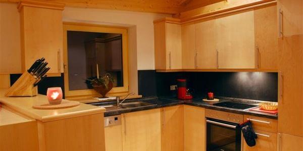 Küche - Panoramawohnung