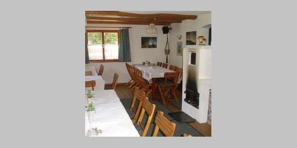 Alpengasthof Rellstal - Gaststube