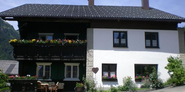 Haus - Sommer