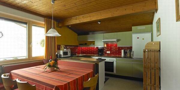 115 m², Küche