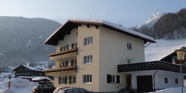 Haus Pfefferkorn, Winter