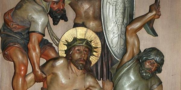 Pfarrkirche Heiliger Othmar Kreuzigung