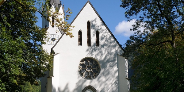 Kuratienkirche Heiliger Wolfgang 2