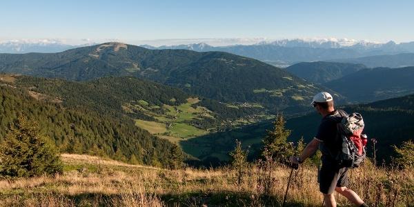 Wandern in Arriach