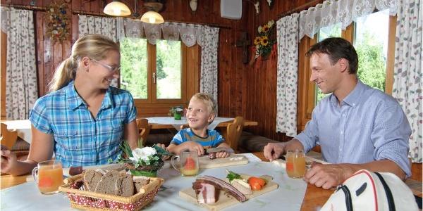 Alpen-Adria Kulinarik auf der Geigerhütte