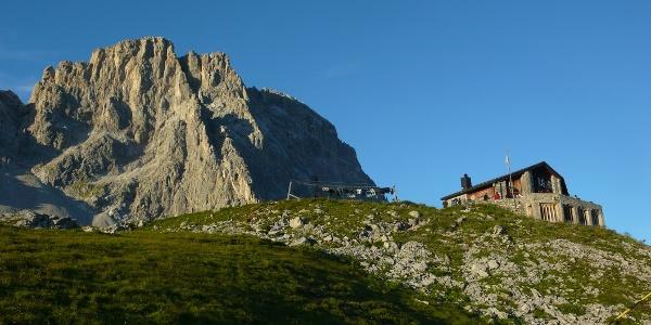 Etappe 23: Carschinahütte