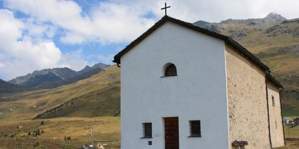 Etappe 10: Kapelle San Roc, Alp Flix