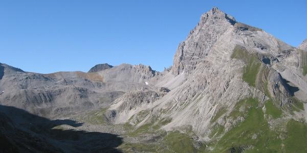 Etappe 11: Pass d'Ela, Tinzenhorn