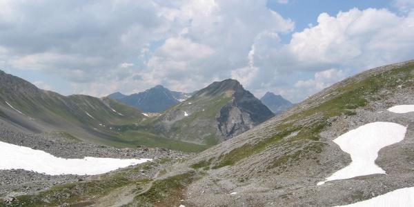 Etappe 16: Maienfelder Furgga, Übergang zwischen Davos und Arosa