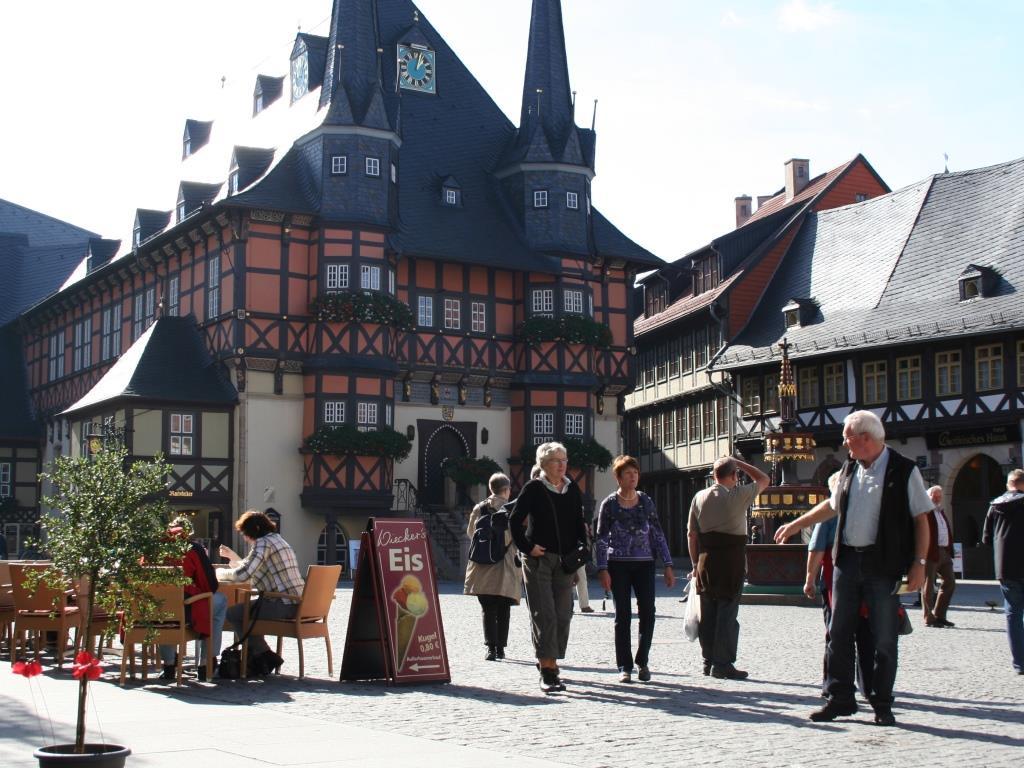 Webcam Wernigerode Marktplatz
