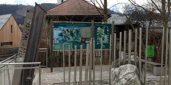 Wanderportal Wilde Wasser Kraiterparkplatz