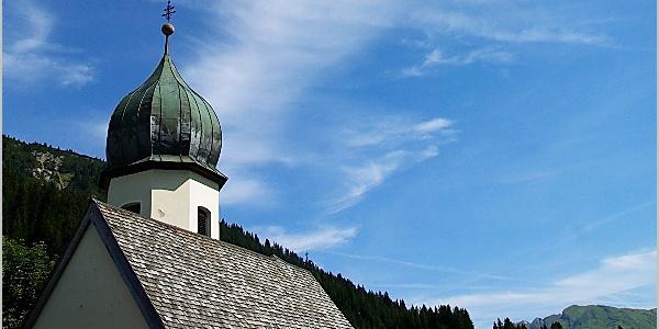 Kirche St. Sebastian in Zug