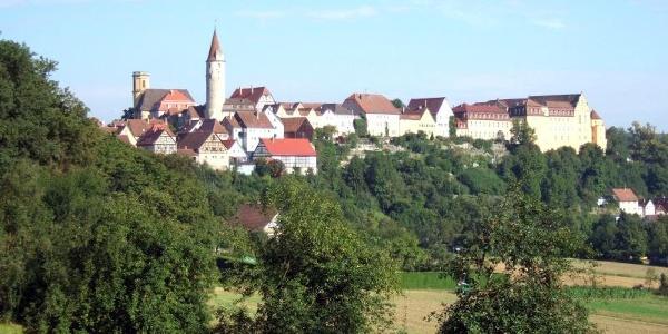 Kirchberg an der Jagst