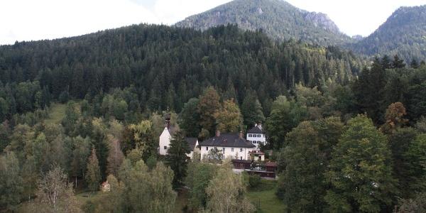 Aussicht in Fischbachau