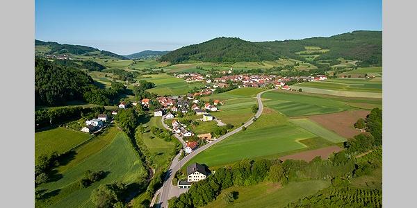 Blick über Trandorf