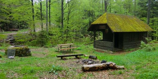 Dorerbühl-Hütte