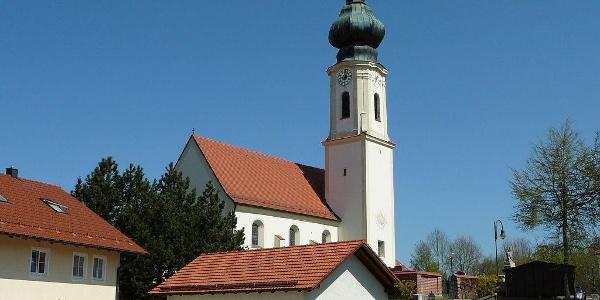 Pfarrkirche St. Martin in Buch am Buchrain