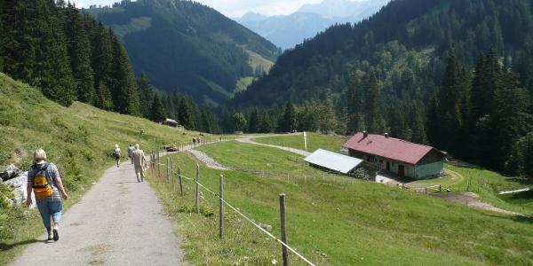 Alpe Bolgen und gleichnamiges Tal