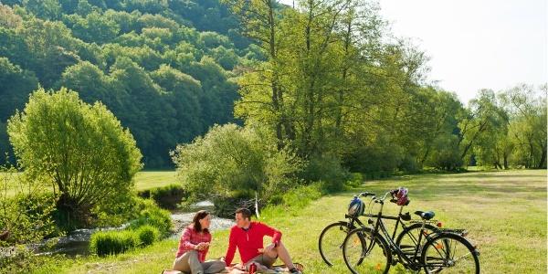 Gelbachtal, Radweg Südlicher Westerwald